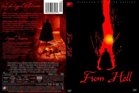 from hell dvd custom covers 312from hell dvd