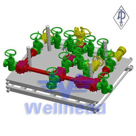 Hydraulic Manifold Tester Cover Letter by China Wellhead High Pressure Hydraulic Choke Manifold Buy Best Free Home Design