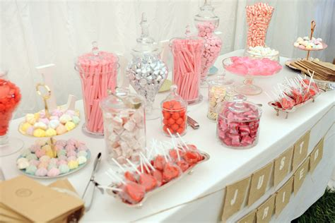wedding candy table ideas table decoration weddings events