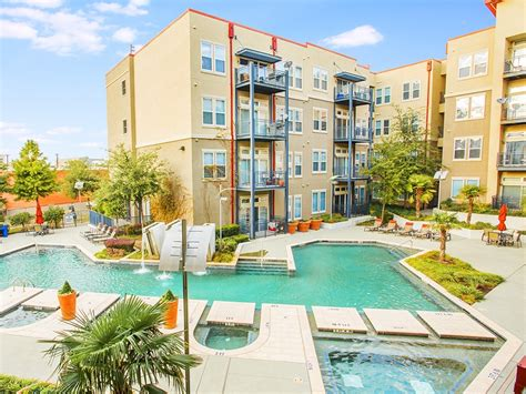 Experience The Urban Sophisticated Lifestyle At Alta Dallas Design District Apartments