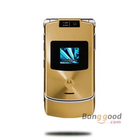 Hp Motorola Razr V3xx new gold motorola razr v3xx unlocked gsm cell phone us