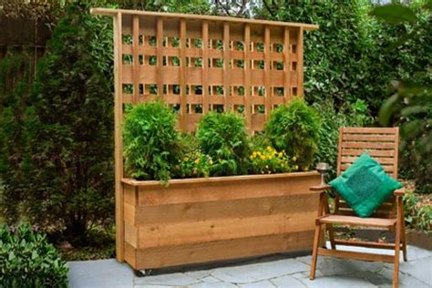 Privacy Fence Planter Box by Top Planter Box Privacy Fence Wallpapers