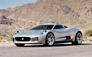 cars jaguar c x75