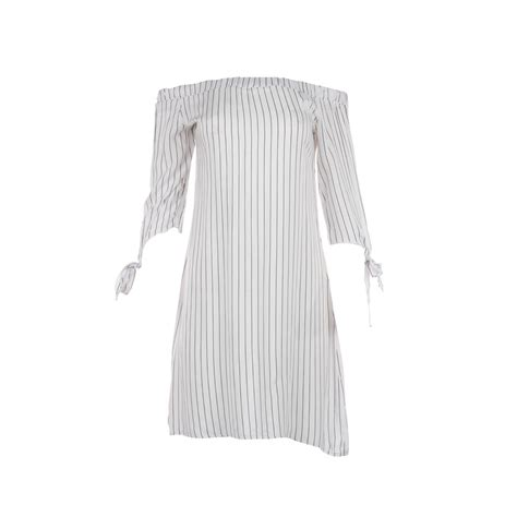 Sleeve Striped Tunic tie up sleeve stripe tunic tops fashion world