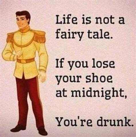 Life Quote Memes - funny quotes about fairy tales quotesgram