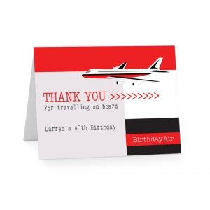 American Airlines E Gift Card - airline birthday gift tags