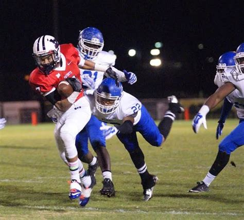 Tuscaloosa County Records Franks Leads Tuscaloosa County To Playoff Win Bob Jones The Record