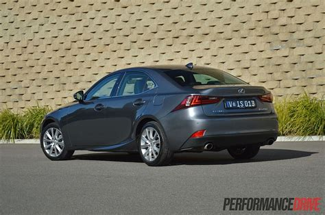 2013 Is250 Lexus by 2013 Lexus Is 250 Review Performancedrive