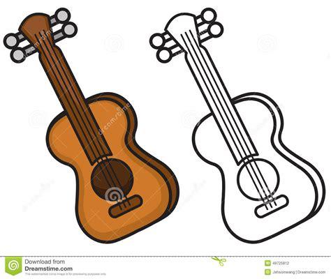 imagenes de guitarras blanco y negro guitarra colorida y blanco y negro para el libro de