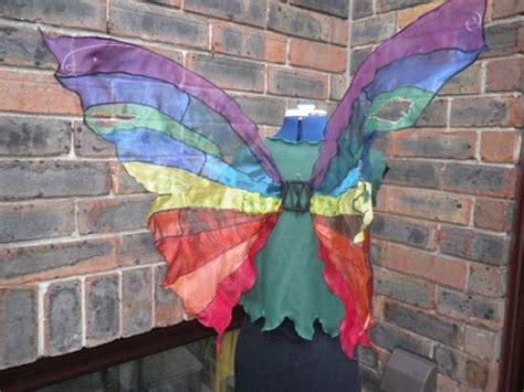 organza wing tutorial beautiful organza fairy wings by fairytrade 183 183 183 us223