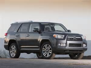 Toyota Four Runner 2012 Toyota 4runner Limited 2012 Car Pictures 12 Of 40