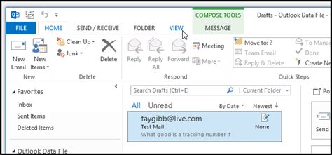 outlook layout email preview change the number of lines shown for message previews in