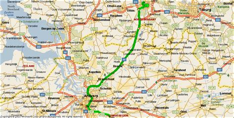 breda netherlands on map breda map