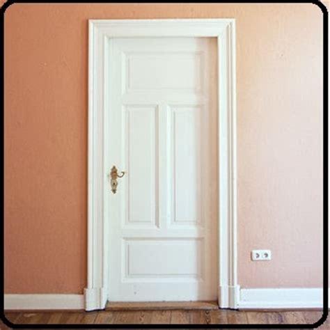 contoh model pintu kamar  menarik desain rumah minimalis