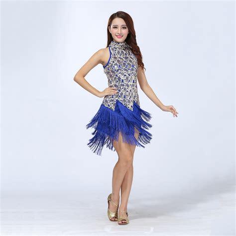 Rumbe Dress rumba samba ballroom salsa dress sequin