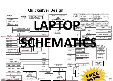 laptop motherboards schematics 5000 pdf s to from ebay