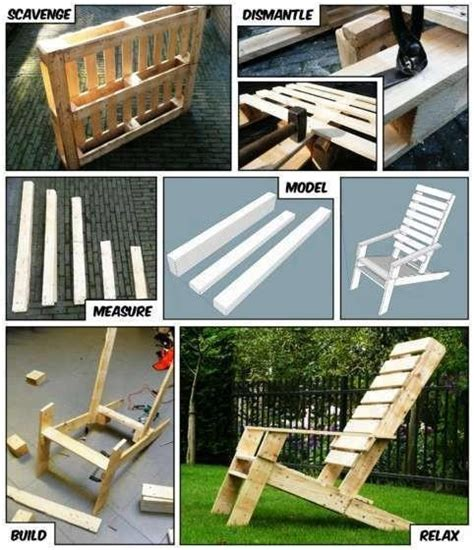 20 Outdoor Pallet Furniture Diy Tutorial How To Build Pallet Patio Furniture