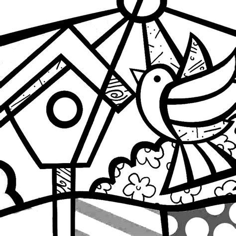 dibujos de romero britto para colorear desenhos romero brito para colorir pesquisa google