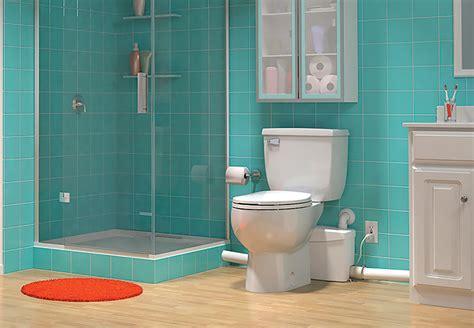 saniflo basement bathroom systems all about basement bathroom systems riverbend home