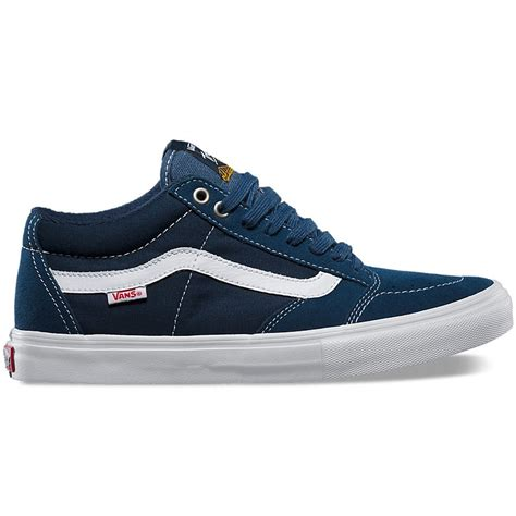 vans tnt sg washed canvas shoes