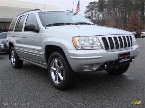 Jeep Overland 2002 2002 Bright Silver Metallic Jeep Grand Overland