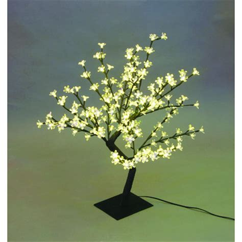 blossom lights creative motion cherry blossom light 31 4 quot h table l reviews wayfair