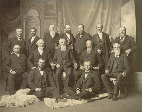 presidents of the mormon church list