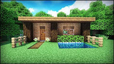 home design for beginners the best starter survival house for beginners minecraft tutorial easy