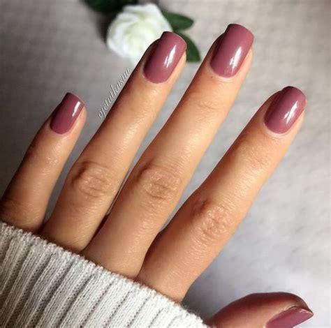 trendiest fall nail colors fall nails