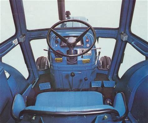 ford traktoreiden teknisiae tietoja
