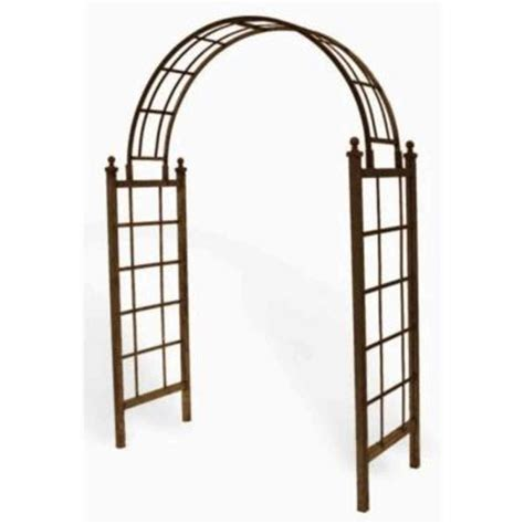 deer park latice 85 in h x 60 in w x 23 in d arch with