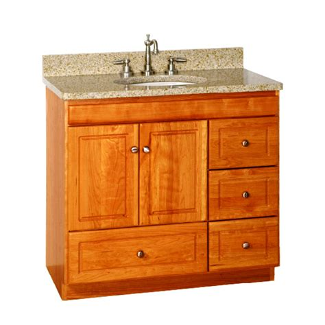 3 drawer bathroom vanity strasser woodenworks ultraline 36 inch bathroom vanity