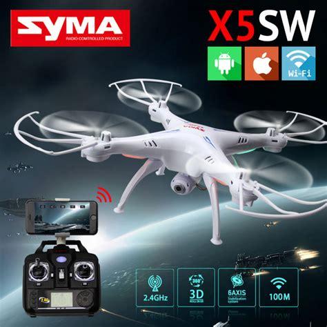 X5sw Wifi syma x5sw explorers 2 wifi fpv rc quadcopter drone with 2 0mp