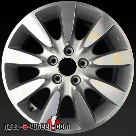 17 quot honda accord wheels oem 06 07 machined rims 63919