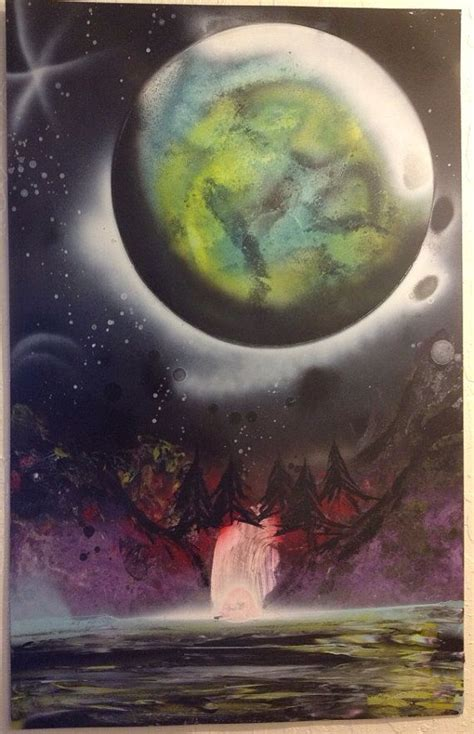 spray paint planet 16 best images about spray paint on