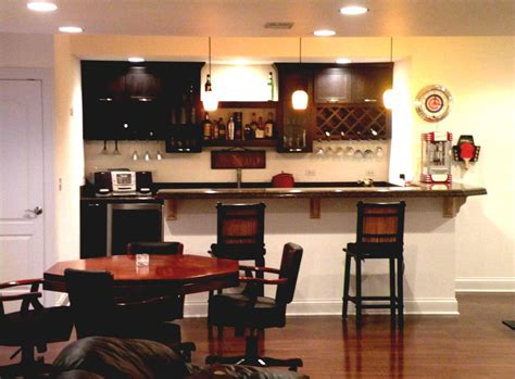 Basement Bar Design Plans Living Room Design Ideas