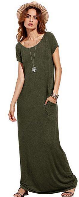 womens grace lace chevron casual sun maxi long dress 0 4 womens short sleeve loose casual plain long maxi dress