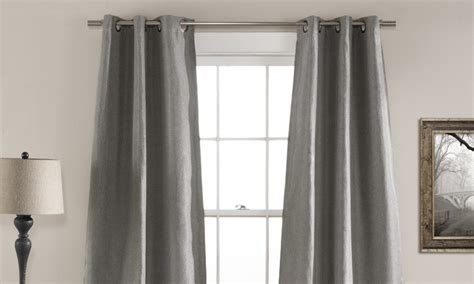 hanging curtains in a bay window how to measure curtains for bay windows overstock