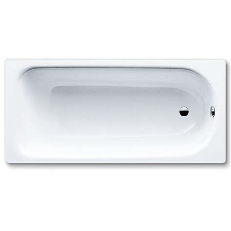 kaldewei bathtub kaldewei eurowa steel enamel bath 1600mm x 700mm at