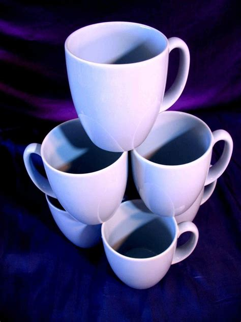 Nice Coffee Cups | set of 4 corelle country cottage coffee cups mugs nice ebay