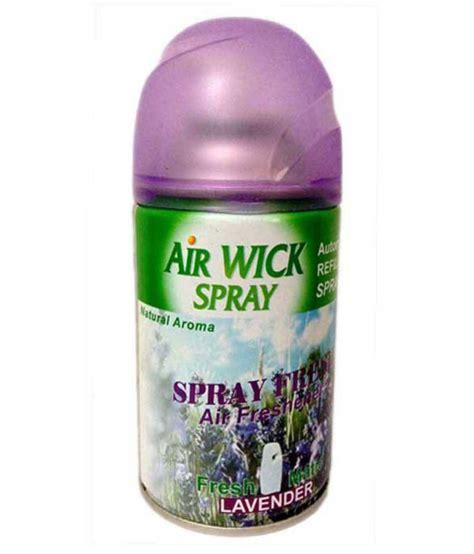 best room freshener airwick room freshener spray lavender chamomile 250 ml buy at best prices in india