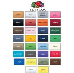tshirt colors t shirt color choices