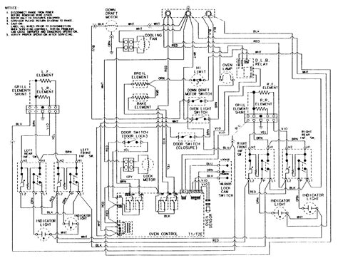 jenn air stove wiring diagram jenn free engine image for