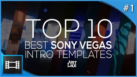 best sony vegas intro templates top 10 best sony vegas intro template free part