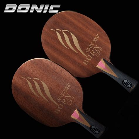 Bola Pingpong Merk Donic Promo original donic burn wood professional table tennis blade donic ping pong paddle donic
