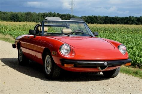 1978 alfa romeo spider for sale 1978 alfa romeo spider is listed sold on classicdigest in