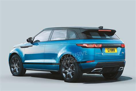 2019 Range Rover Evoque by New 2019 Range Rover Evoque Exclusive Images Auto Express
