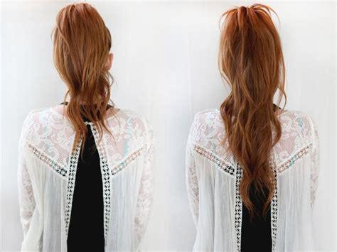 Kunciran Ikat Rambut I 10 ide tatanan rambut yang anggun dan praktis