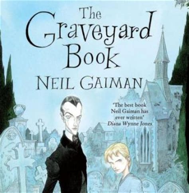 the graveyard book the graveyard book