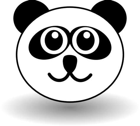 Masker Animal Snp Mask Gambar Hewan Panda Otter Tiger panda clip at clker vector clip royalty free domain